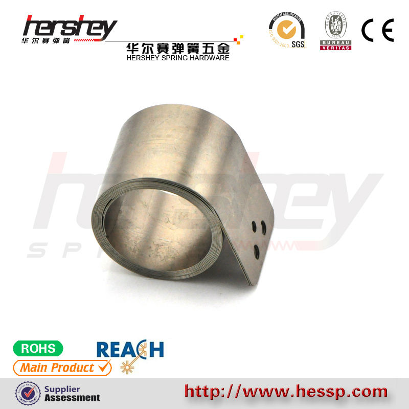 Flat Spring Small Constant Torque Spring For Motor Brush