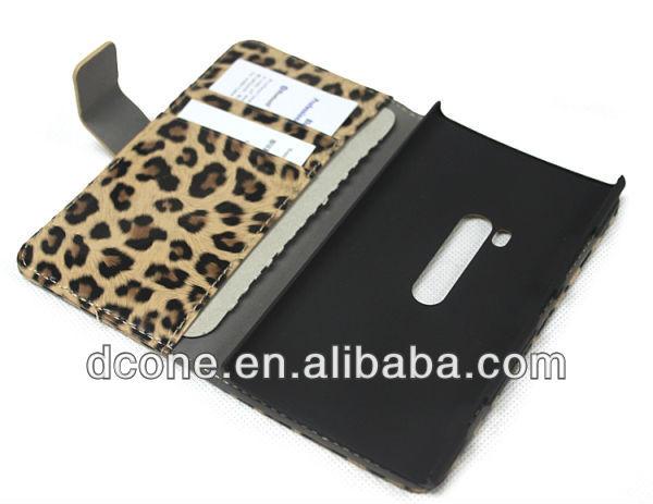Flip Cover Case For Nokia Lumia 920/For Nokia Lumia 920 leather case