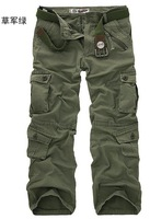 Мужские штаны Discount cargo pants men, camouflage military pants for casual/camping/outdoor/hikeing, boys actical trousers