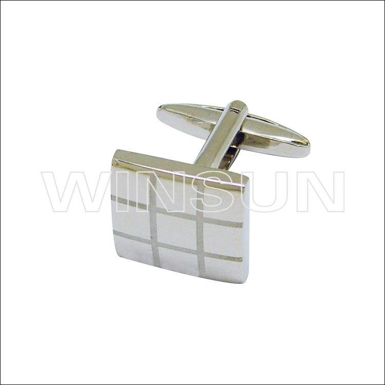 epoxy cuff links