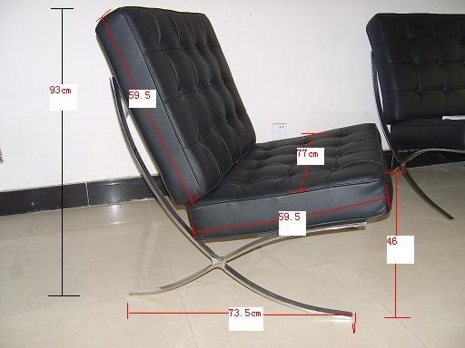 barcelona stuhl original gallery of lounge chair chair replica