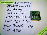 Видеокарта для ПК NVIDIA VIDEO card for ACER NVIDIA ACER gf/g07600/n/b1 512M ACER GF-G07600-N-B1