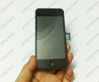 Мобильный телефон Yophone 5 1:1 5S Capacitance Mobile phone: MTK6235 Quadband Unlocked, Dual Cameras, FM, Bluetooth, built-in 4GB