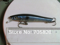al, 10 color 8.8CM/8.7G Small MINNOW fishing lures, fishing hard bait 6# hooks, 40pcs/lot