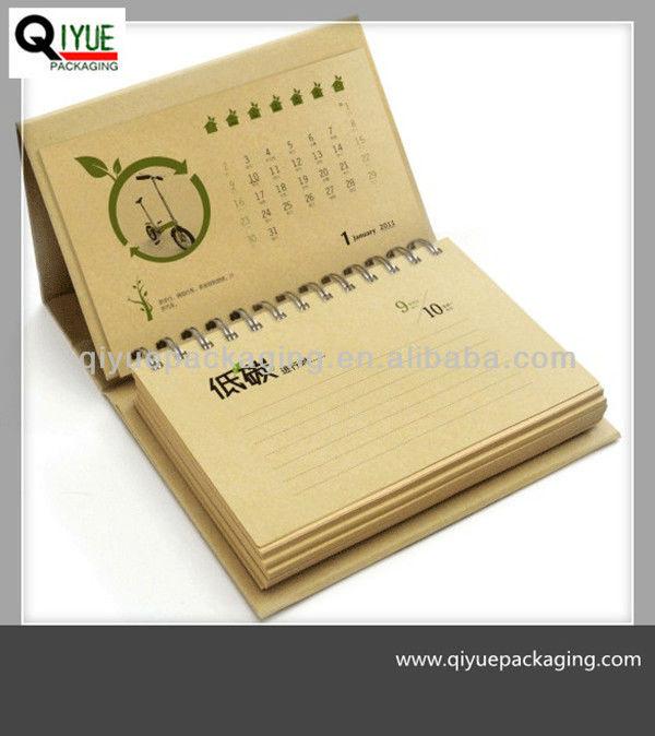 Office calendar design promotional mini calendars desktop - Desktop calendar design ideas ...
