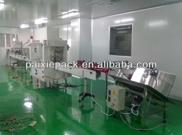 automatic potassium permanganate filling machine