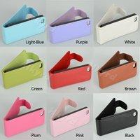 Чехол для для мобильных телефонов 1PCS High quality PU Leather Pouch Flip Case Fit For iPhone 5 5G 6TH CM184