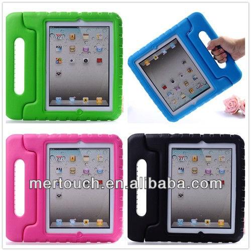 For ipad mini case with handle, for eva ipad case
