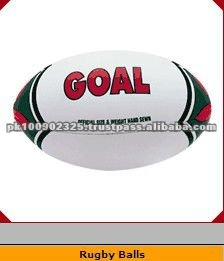 Hand Stitched Custom Rugby Ball
