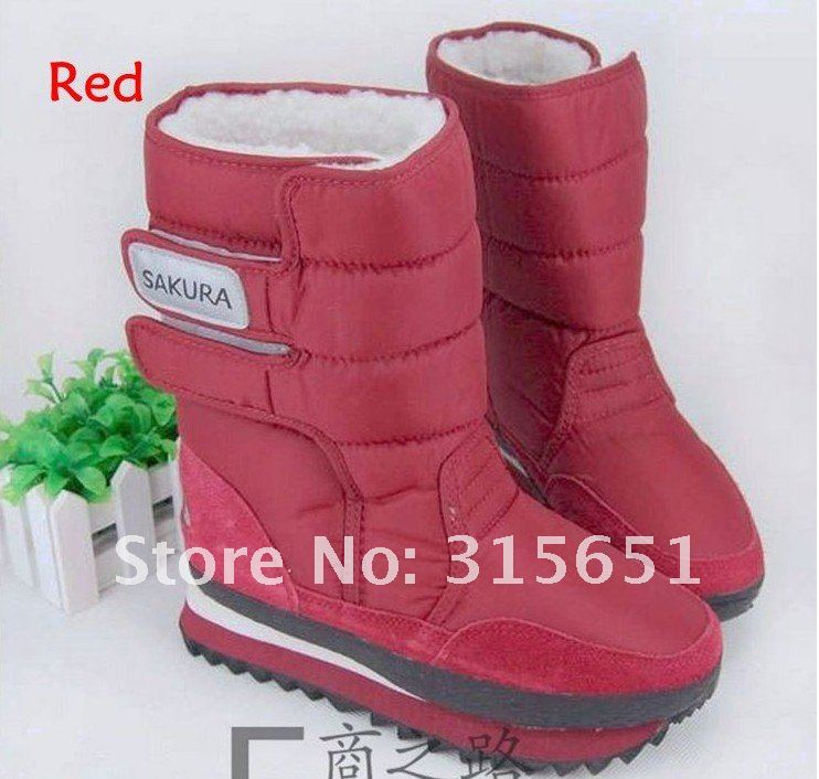 Leisure heightening snow boots Snow Boots for women size 35-39 lady boots