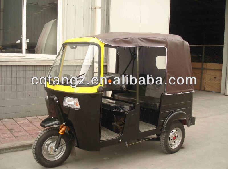 2013 best-selling BAJAJ 200cc passenger three wheel motorcycle