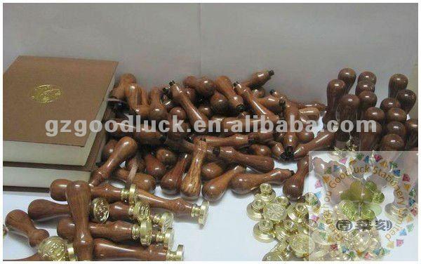 Gold Coast security wax seals / wax seals for invitation envelopes