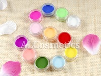 Акрил для ногтей 12 Colors Nail Art Acrylic Powder Carve Sculpture