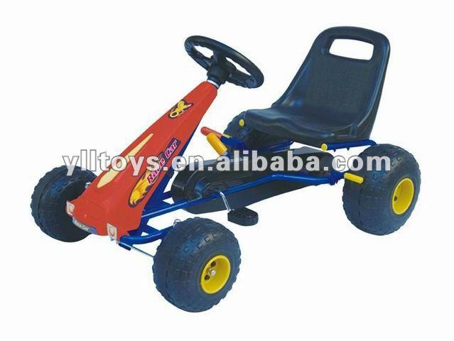 Pedal go kart,pedal car toys