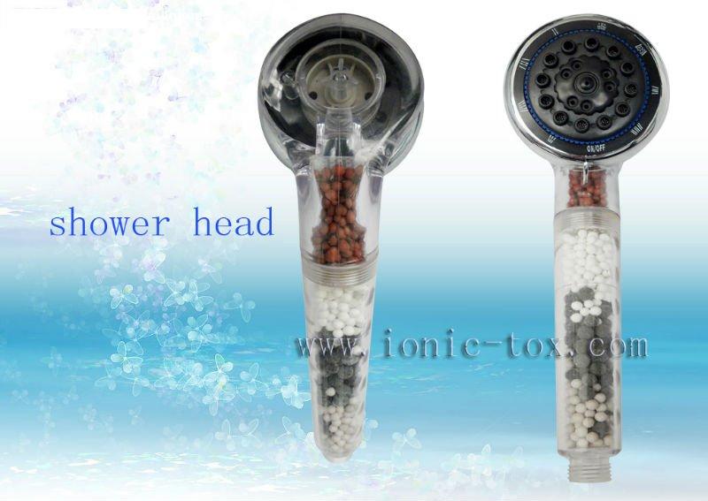shower filter germanium shower head for bathing use buy shower filter germanium shower head. Black Bedroom Furniture Sets. Home Design Ideas