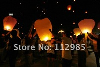 Воздушный шар 30pcs/lot heart Sky Lanterns, Wishing Lamp SKY CHINESE LANTERNS BIRTHDAY WEDDING PARTY JY0006