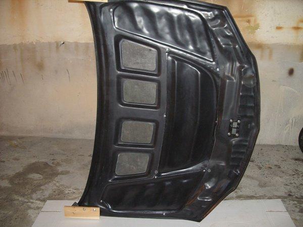 Evo 8-9 Mitsubishi Evolution Ct9a Carbon Fiber Voltex CF Hood