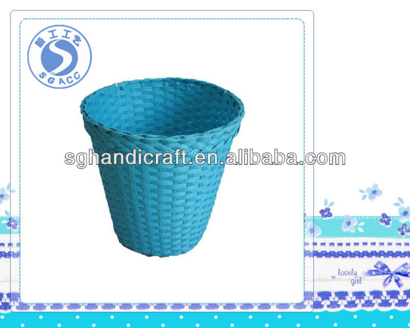 Paper craft waste basket buy paper craft waste basket for Waste paper craft