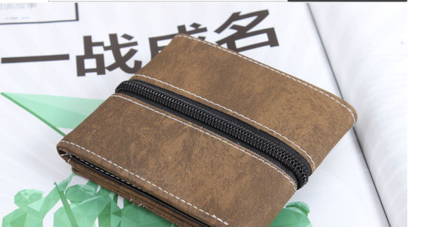 2014 fashion trendy cool wallets for men ,smart wallet for men