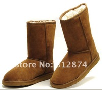Женские ботинки Christmas 2013 sheepskin fur snow boots, winter boots for women 5815 5825 5803 boots with original box
