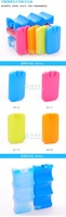 Сумка-холодильник Candy color pertinency cooler bag food ice box slabs d221