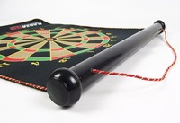 "Дартс FELT ROLL UP 17"" DART BOARD WITH MAGNETIC DARTS - FUN"