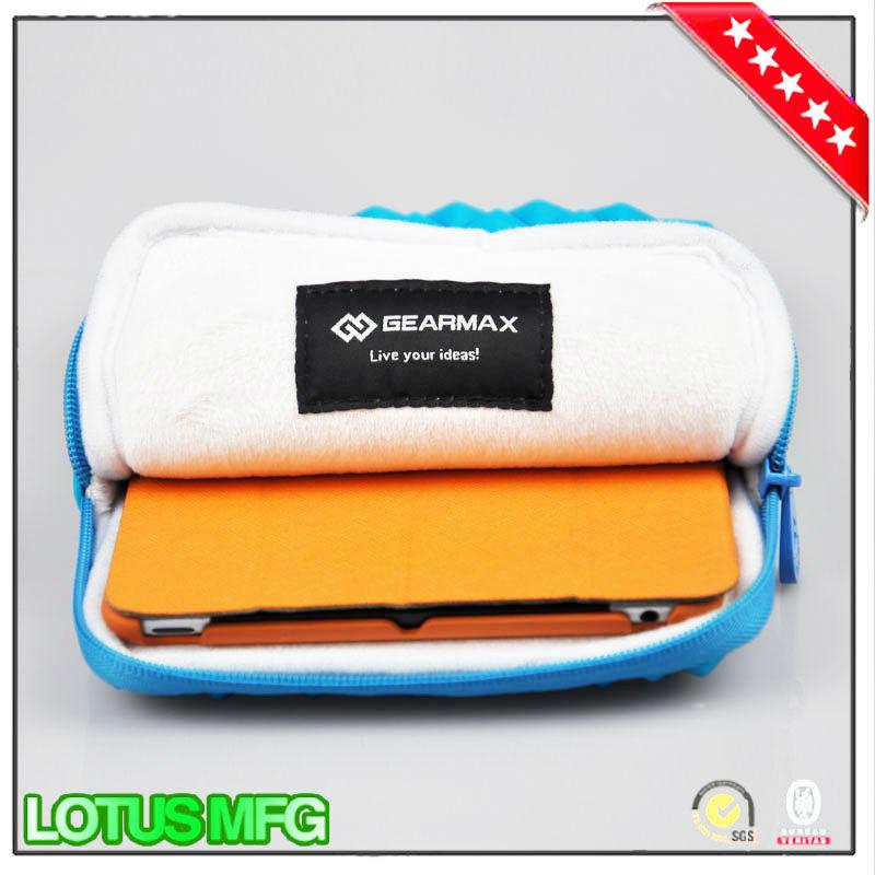 Neoprene waterproof laptop sleeve cover case for ipad mini case
