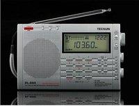 Радио Retail- Tecsun pl-660 FM radhio Stereo LW MV SW-SSB AIR PLL SYNTHESIZED PL660 Radio