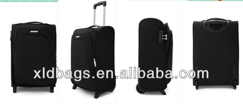 2013 Men's sky travel trolley luggage bags for business leisure