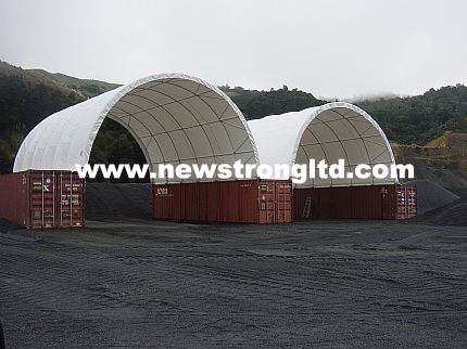 Competitive Price Industrial Container Shelter
