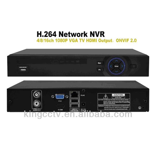 h 264 NVR HK-NVR5204F