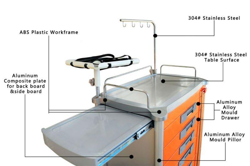Hotel Laundry Cart Hospital/hotel Laundry