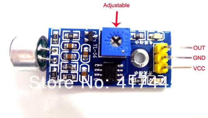 LM393 Photodiode sensor module - ArduBoticsShop - arduino