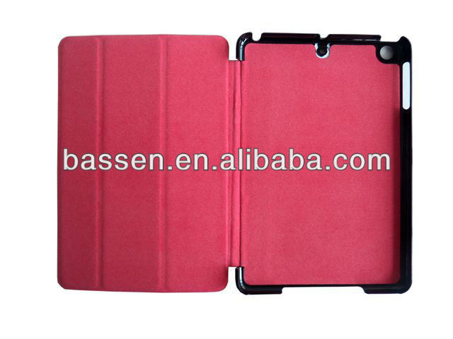leather smart magnetic case skin foldable cover stand for ipad mini