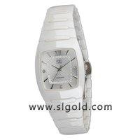 Наручные часы Hot! Fashdon men's white ceramic watch, Just factory watch, luxury ceramic watch, Considerate service