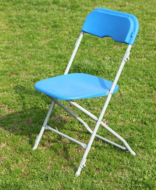 Economy plastic folding chair