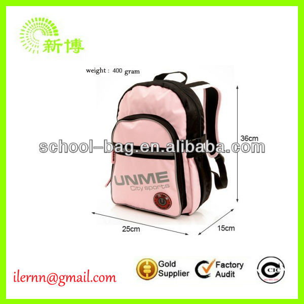 2014 Sports school library bag