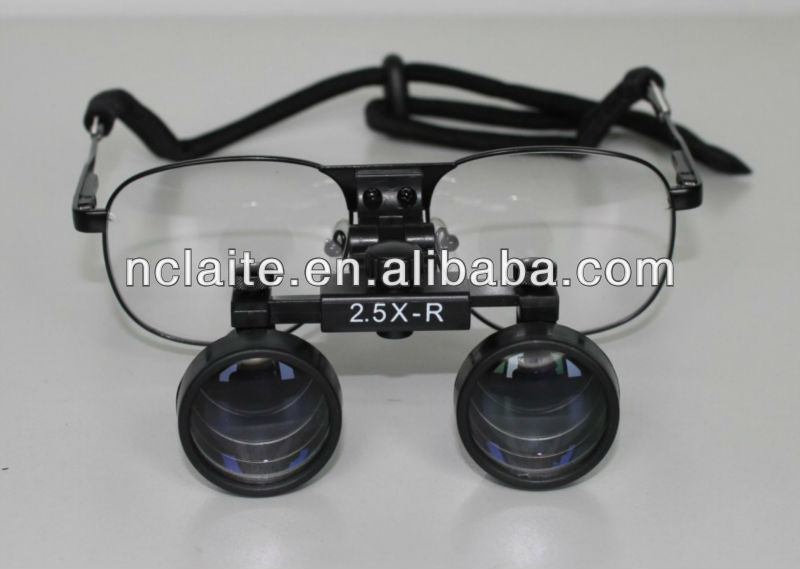 2.5X dental surgical loupe 2.5X magnification