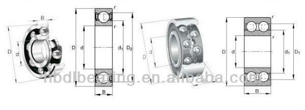 Deep Groove Ball Bearing & Ball Bearing & Bearing Made in China