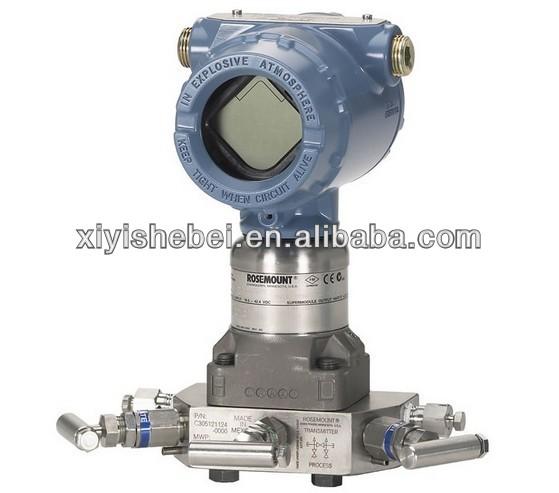 Rosemount 3051S smart pressure transmitters