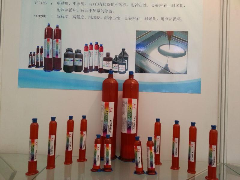 hotsales YC3195LV LOCA UV glue