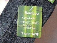 Мужские носки Bamboo fiber men's socks color mix High quality C13059SL