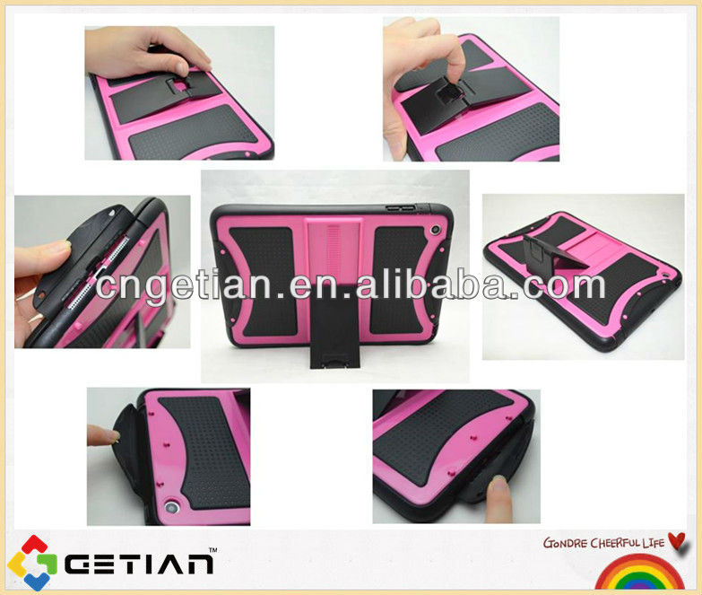 2013 new products,tyre texture silicon case for ipad mini