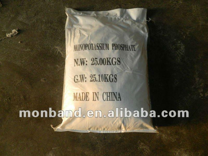 mono potassium phosphate MKP phosphate fertilizer 0-52-34