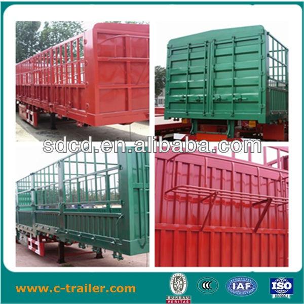 bulk cargo trailer