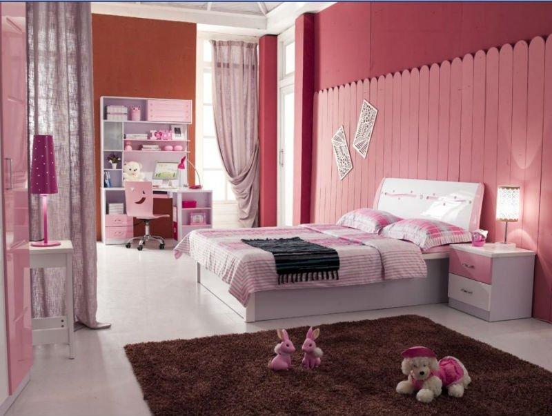 Cute e bella lettino per bambini mobili camera da letto - Camere da letto bambina ...