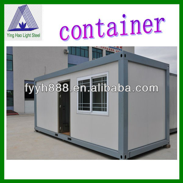 china manufacture iso9001&ce certificate prefab modular container hotel