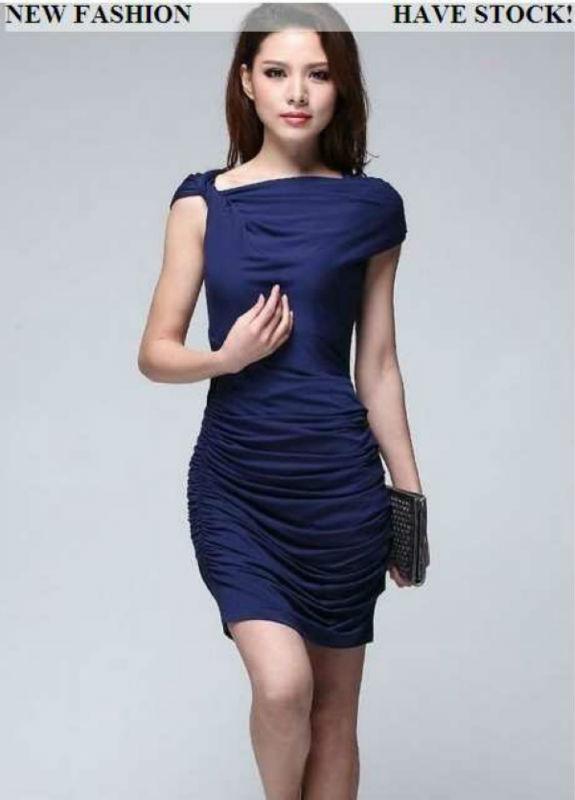 2014 summer girl robe formelle tissu produit de sexe