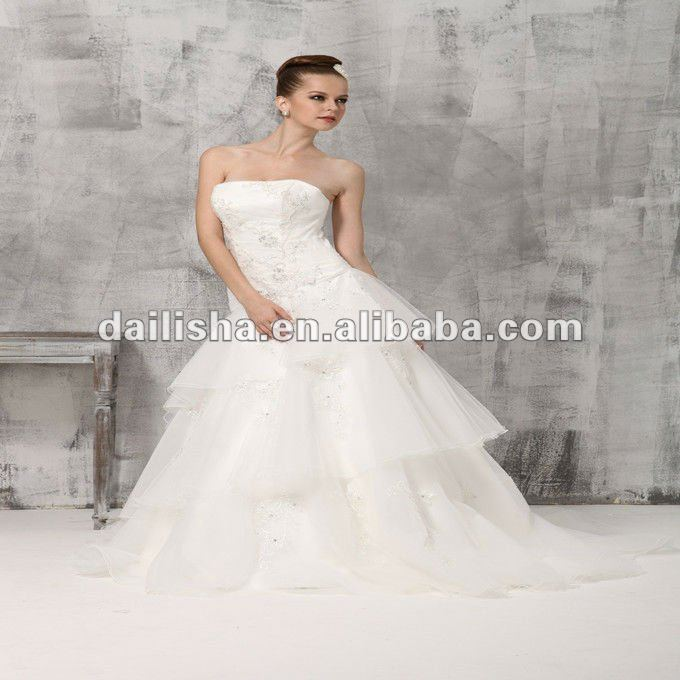American wedding dress egypt