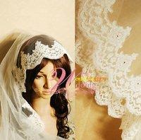 Свадебная фата WRG 3  VEIL